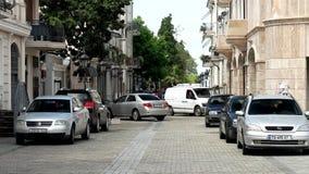 Batumi, Georgia сток-видео