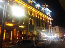 Batumi Georgia Arkivfoton