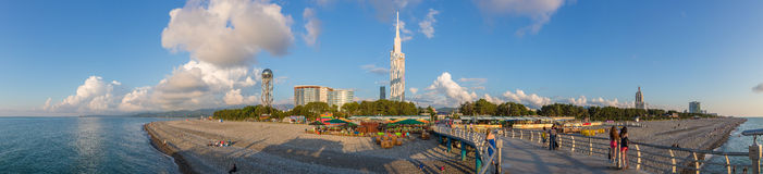 BATUMI, GEORGIA Royalty Free Stock Photography