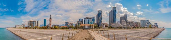 Batumi panorama III Obrazy Royalty Free