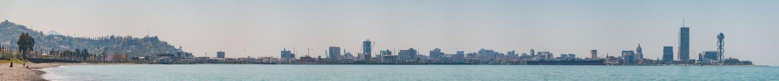 Batumi panorama V Obraz Royalty Free
