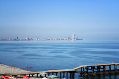 Batumi Panorama Stock Images