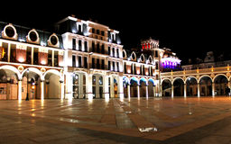 Batumi Piazza Royalty Free Stock Photo