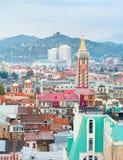 Batumi skyline Stock Images