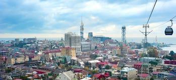 Batumi skyline, Georgia Royalty Free Stock Photography