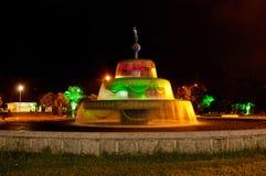 Batumi springbrunn Arkivbilder