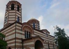 Batumi St Nicholas kościół zdjęcia royalty free