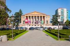 Batumi Theatre Royalty Free Stock Photo