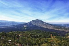 Batur Royalty Free Stock Photo