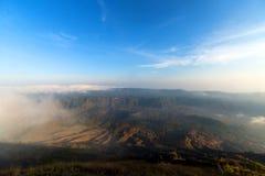 Batur Foto de Stock Royalty Free