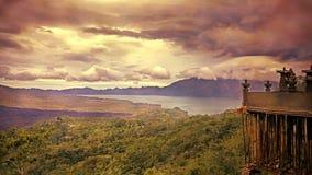 Batur Fotos de archivo libres de regalías