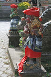 Batur gods Stock Photography