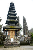 Batur Temple, Bali, Indonesia Royalty Free Stock Photo
