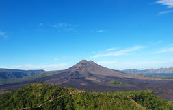Batur volcano Royalty Free Stock Photography