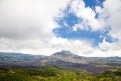 Batur volcano Bali Indonesia Royalty Free Stock Images