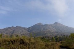 Batur Volcano in Indonesia Royalty Free Stock Image