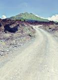Batur volcano Royalty Free Stock Image
