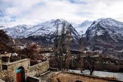 Batura Muztagh gór pasmo Fotografia Stock