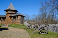 Baturin-Festung Stockbilder