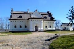 Baturin-Festung Lizenzfreie Stockbilder
