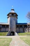 Baturin-Festung Lizenzfreie Stockfotografie