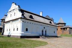 Baturin-Festung Lizenzfreie Stockfotos