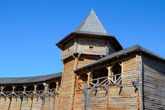 Baturin-Festung Stockfoto