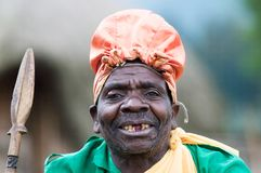 Batwa Royalty Free Stock Photography