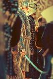 Batyrs en armadura Armadura del nómada fotografía de archivo