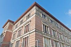 bau柏林德国gropius大厅马丁 免版税图库摄影
