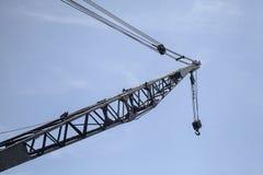 Bau Crane Boom Stockbilder