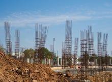 Bau-Gebäude Lizenzfreies Stockfoto