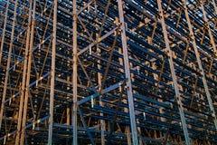 Bau-Rahmen Lizenzfreie Stockfotos