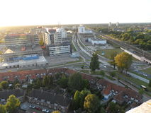 Bau von Hartje Eindhoven Stockfotos