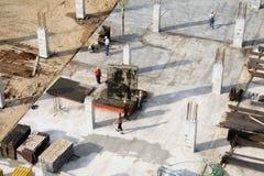 Bauarbeiten Lizenzfreies Stockfoto