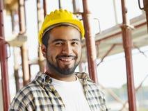 Bauarbeiter Stockfotografie