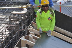 Bauarbeiter Stockbilder