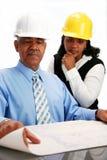 Bauarbeiter Lizenzfreie Stockfotografie