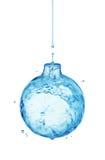 Bauble выплеска воды Стоковое Изображение RF