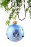 Bauble рождества стоковые изображения rf