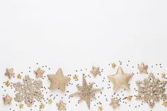 bauble błękitny bożych narodzeń składu szkło tła bożych narodzeń dekoracje biały zdjęcia royalty free