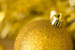 Bauble close up royalty free stock image
