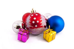 bauble cristmas zdjęcia stock