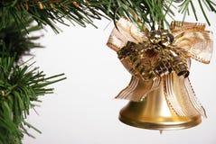 Bauble de suspensão do Natal imagem de stock royalty free