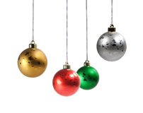 Bauble do Natal Imagem de Stock Royalty Free