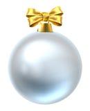 Bauble do Natal Fotografia de Stock Royalty Free
