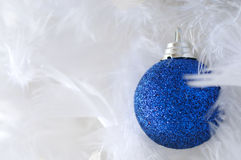 Bauble and Feathers Stock Photos