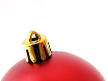 Bauble Fragment 1 Royalty Free Stock Image