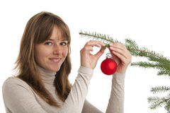 Bauble Royalty Free Stock Photos