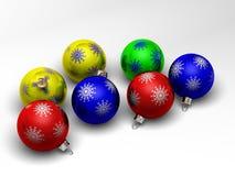 Bauble  Xmas  Christmas tree Royalty Free Stock Image